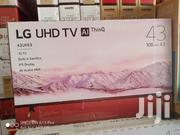 New Lg 43 Uhd 4k Smart Satellite Webos With Magic Remote   TV & DVD Equipment for sale in Greater Accra, Accra Metropolitan