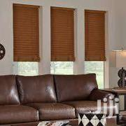 Brown Wooden Blinds | Home Accessories for sale in Greater Accra, Airport Residential Area