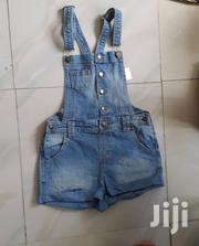 Jean Shorts Romper | Clothing for sale in Central Region, Awutu-Senya