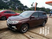 Toyota Highlander 2012 Limited Brown | Cars for sale in Ashanti, Asante Akim North Municipal District