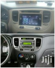 Kia Rio5 2006/2014 Dvd Radio Touch Screen Multimedia Player | Vehicle Parts & Accessories for sale in Greater Accra, Abossey Okai