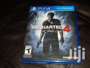 Uncharted 4 | Video Games for sale in Greater Accra, Achimota