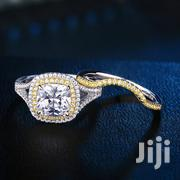 Luxurious Sterling Silver Ring Set | Jewelry for sale in Greater Accra, Ga South Municipal