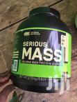 Serious Mass Body Building Supplements From U.K for Sale | Vitamins & Supplements for sale in North Kaneshie, Greater Accra, Ghana