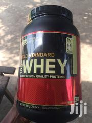 Weight Muscle Gainer Gold Standard Whey Protein From U.K in Stock | Vitamins & Supplements for sale in Greater Accra, North Kaneshie