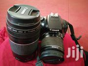 Canon 1100d Plus 75-300mm Lens | Cameras, Video Cameras & Accessories for sale in Greater Accra, Ga South Municipal