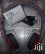LC-8200 Wireless Bluetooth Stereo Over Ear Headphones Headset | Headphones for sale in Greater Accra, Adenta Municipal