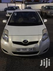New Toyota Vitz 2010 White | Cars for sale in Greater Accra, Achimota