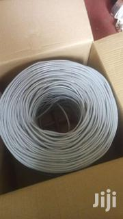 CAT5E Gigabit Ethernet Cable U/UTP - 305 Meter | Measuring & Layout Tools for sale in Greater Accra, Ga West Municipal