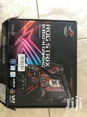 Asus Rog B360-H 9th Gen Motherboard | Computer Hardware for sale in Greater Accra, Odorkor