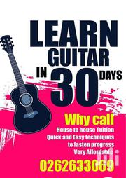 LEARN GUITAR IN 30 DAYS | Musical Instruments for sale in Central Region