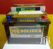 15 Plates Car Battery_boliden Batteries + Free Delivery | Vehicle Parts & Accessories for sale in Greater Accra, Burma Camp