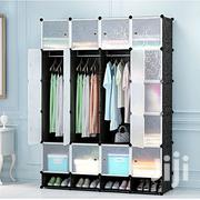 Plastic Wardrobe 20 Cubes With Shoe Rack | Furniture for sale in Greater Accra, Abelemkpe