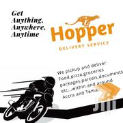Hopper Bike Courier Deliveries Services | Logistics Services for sale in Greater Accra, Adenta Municipal