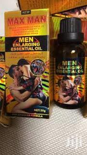 Max Man Penis Enlarging Cream Red | Sexual Wellness for sale in Greater Accra, Accra Metropolitan