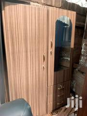 Sweet Brown Colored 2in1 Wardrobe For Sell Now. Free Delivery | Furniture for sale in Western Region, Ahanta West