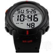 SKMEI 1068 Waterproof Men's Digital LED Sports Wrist Watch | Watches for sale in Greater Accra, Akweteyman