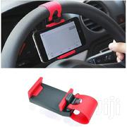 Phone Holder (Steering Wheel) | Accessories for Mobile Phones & Tablets for sale in Greater Accra, Ga East Municipal