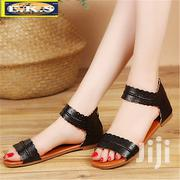 Flat Lace Rome Sandals Summer Gladiator Shoes | Shoes for sale in Western Region, Shama Ahanta East Metropolitan