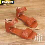 Brown Flat Rome Sandals Gladiator Shoes | Shoes for sale in Western Region, Shama Ahanta East Metropolitan