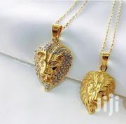 Lion Of Judah Pendant Necklaces | Jewelry for sale in Greater Accra, Teshie-Nungua Estates