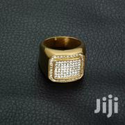 Iced Gold Ring | Jewelry for sale in Greater Accra, Dansoman