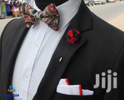 BLUE CITY Floral Bow Tie Set | Clothing Accessories for sale in Greater Accra, Odorkor