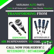Nkrumah Auto Parts Brand New And Home Use Shocks Absorbres | Vehicle Parts & Accessories for sale in Greater Accra, Ga West Municipal