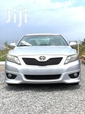 New Toyota Camry 2011 Silver