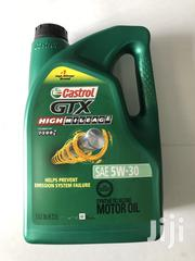 Castrol GTX High Mileage Engine Oil | Vehicle Parts & Accessories for sale in Greater Accra, East Legon