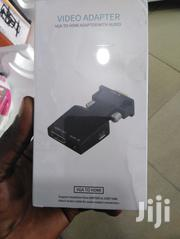VGA To HDMI Adapter With Audio | Computer Accessories  for sale in Greater Accra, Asylum Down