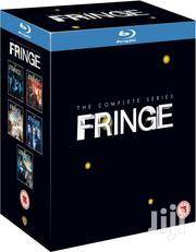 Fringe (Television Series) Season 1-5 Blu-ray Size 350GB Gigabytes | CDs & DVDs for sale in Greater Accra, Nii Boi Town
