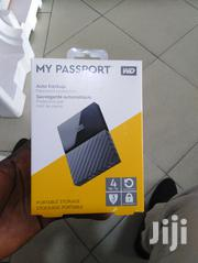 Mypassport WD 4 Terabytes External Hard Drives | Computer Hardware for sale in Greater Accra, Asylum Down