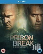 Prison Break The Complete Series Blu-ray Size 309GB | CDs & DVDs for sale in Greater Accra, Nii Boi Town