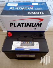 17 Plates Platinum Car Battery + Free Instant Delivery | Vehicle Parts & Accessories for sale in Greater Accra, Nungua East