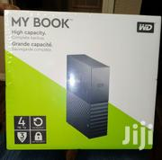 WD My Book Desktop External Hard Drive - USB 3.0 4TB Black | Computer Hardware for sale in Greater Accra, Akweteyman