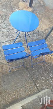 Metal Chairs Table Set New | Kitchen & Dining for sale in Greater Accra, East Legon