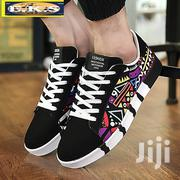 Multicolor Lace-Up Canvas Sneakers   Shoes for sale in Western Region, Shama Ahanta East Metropolitan