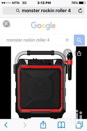 Monster Rocking Roller 4 Portable Bluetooth Speaker | Audio & Music Equipment for sale in Greater Accra, North Kaneshie
