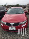 Kia Forte 2014 LX Sedan Red | Cars for sale in Teshie-Nungua Estates, Greater Accra, Ghana