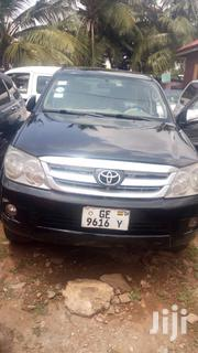 Toyota Fortuner 2010 Black | Cars for sale in Greater Accra, Ga South Municipal