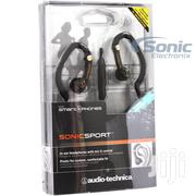 New Audio Technica Earphone. | Audio & Music Equipment for sale in Greater Accra, Labadi-Aborm