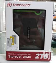 Transcend 2tb 3.0 USB External Hard Drives | Computer Hardware for sale in Greater Accra, Asylum Down