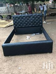 Almighty Black Thick Bed | Furniture for sale in Greater Accra, Cantonments