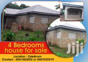 Four Bedroom Uncompleted House.   Houses & Apartments For Sale for sale in Eastern Region, Akuapim South Municipal