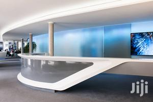 Customised Office Reception Desks And General Fabrication