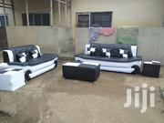 Stylish Leather Sofa | Furniture for sale in Greater Accra, Apenkwa