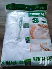 Yarrison 3 Pack Round Neck Vest | Clothing for sale in Greater Accra, East Legon