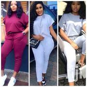 Ladies Trousers Up And Down Set | Clothing for sale in Greater Accra, Ga East Municipal