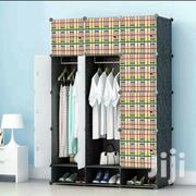 12cubes Portable Wardrobe With Shoe Rack | Clothing Accessories for sale in Greater Accra, Accra Metropolitan